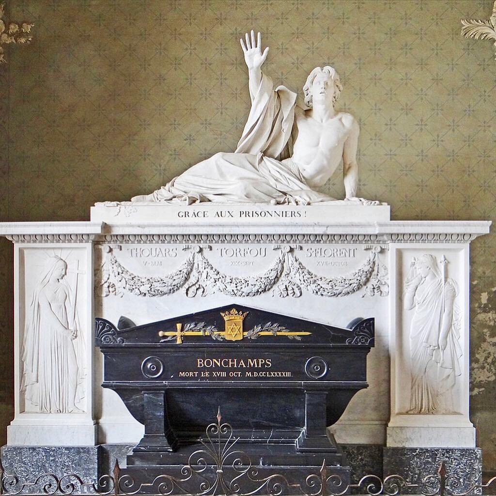 saint florent le vieil tombeau de bonchamps