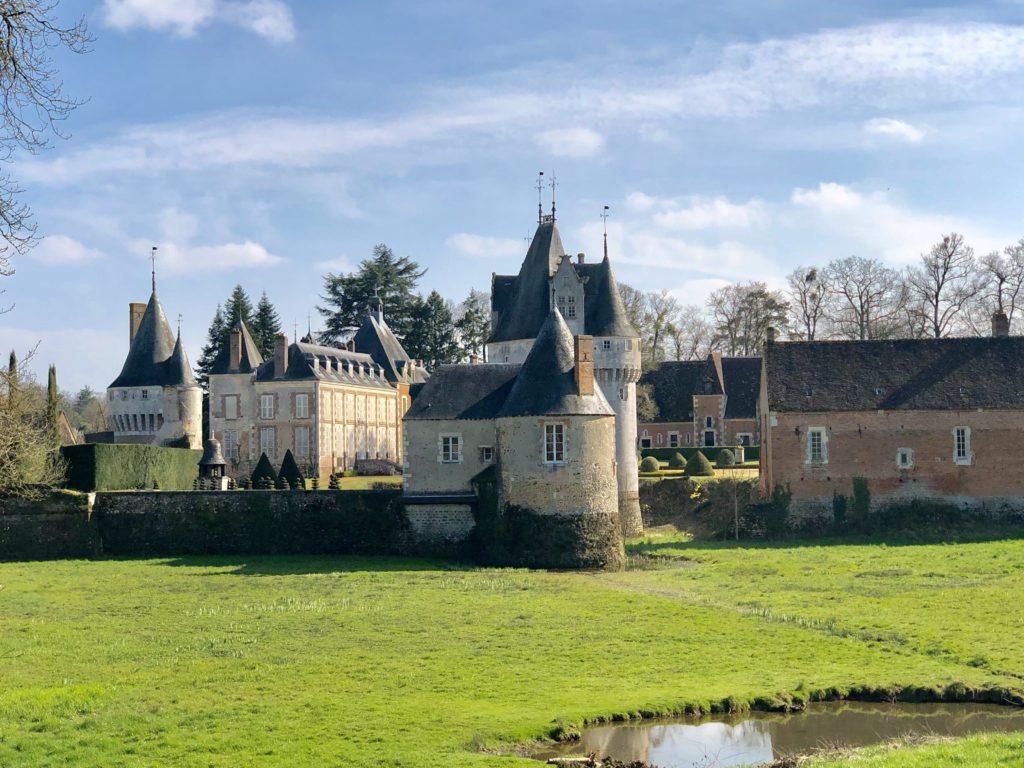 chateau de fraze veloscenie