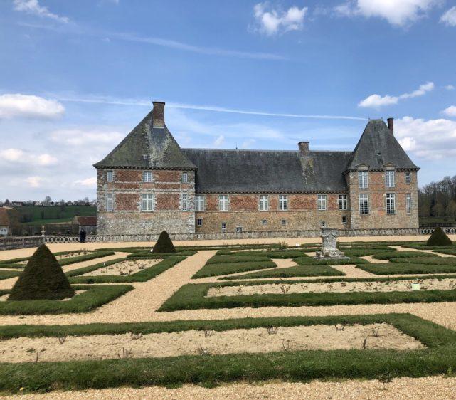 chateau de carrouges veloscenie