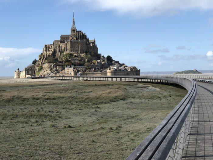 pont mont saint michel