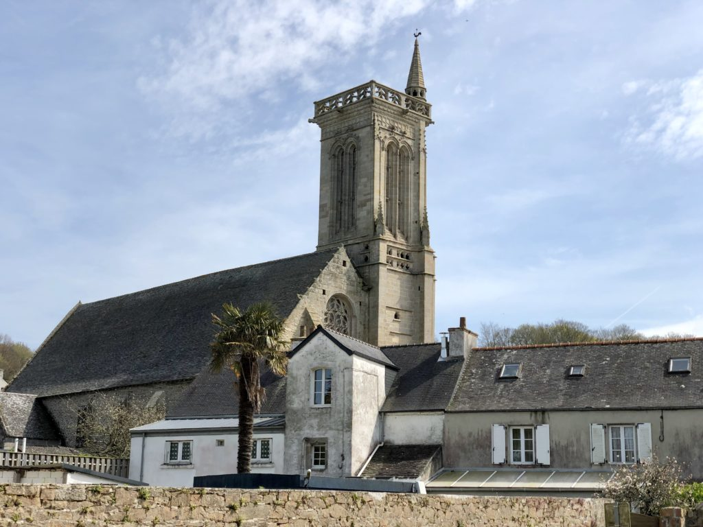 église saint jean du doigt