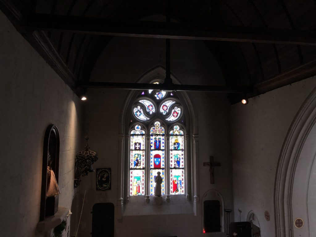 église béhuard