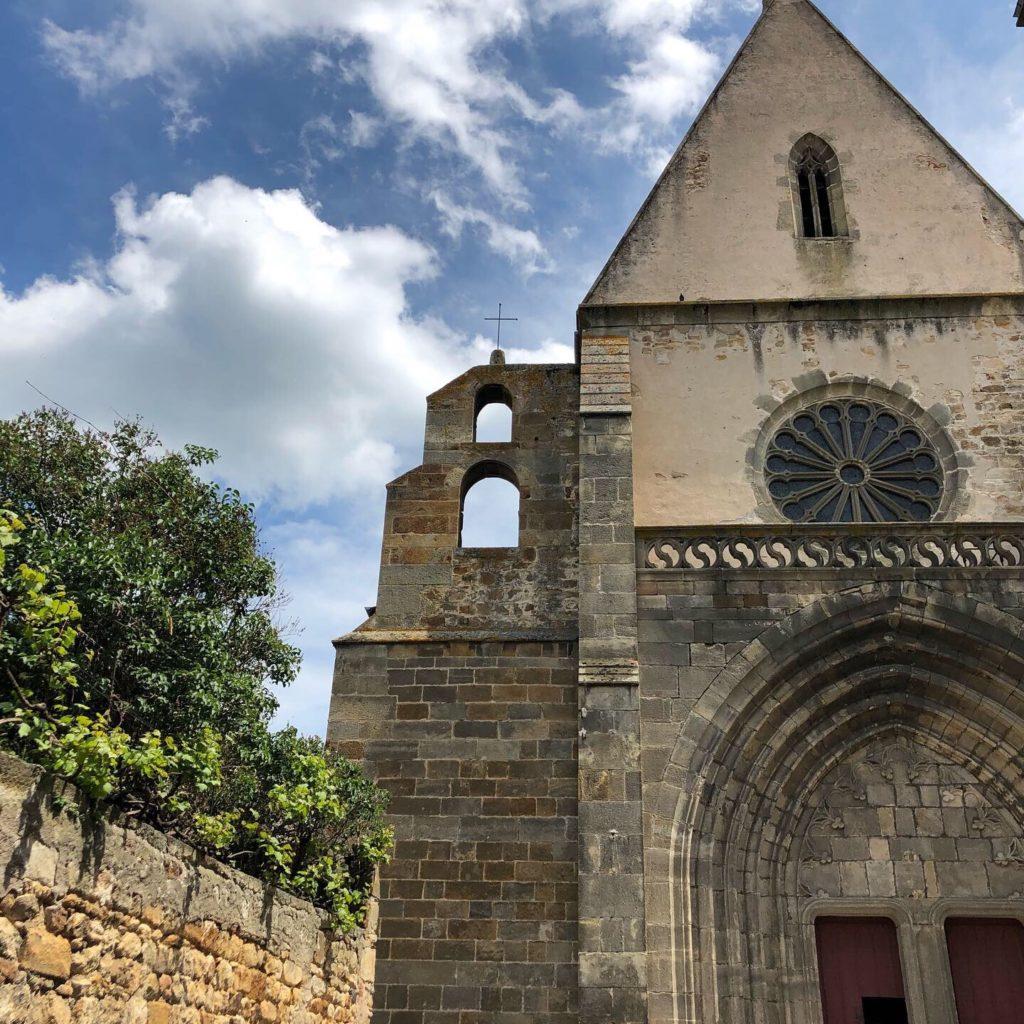 sainte chapelle vic le comte