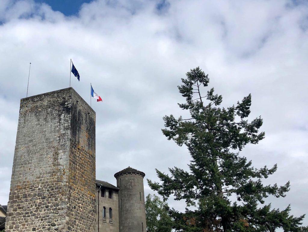 chateau saint étienne aurillac