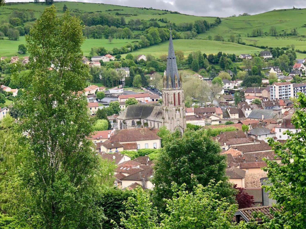 aurillac cathédrale saint géraud