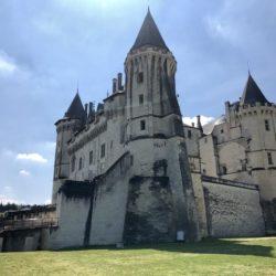 chateau de saumur loire a velo