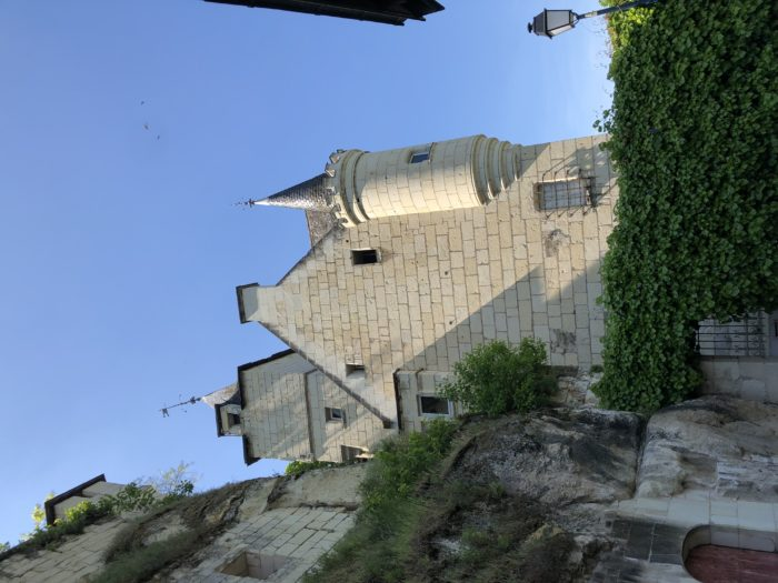 chateau de souzay-champigny