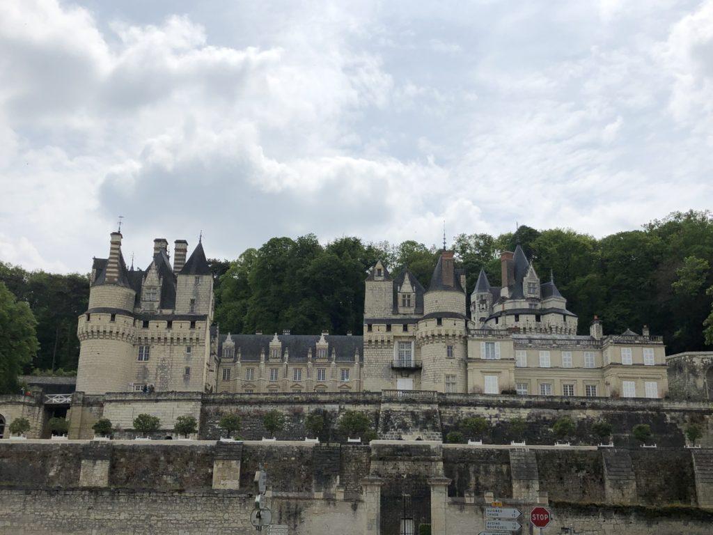 chateau de rigny-ussé