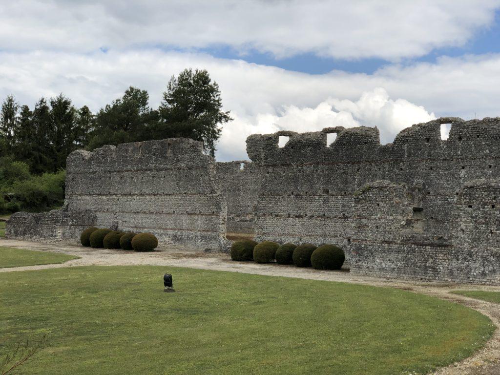 ruines romaines thésée