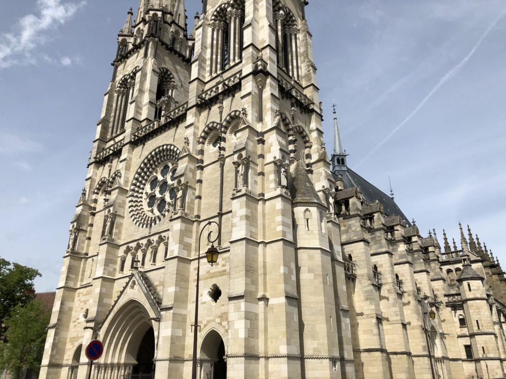 cathédrale notre dame de l'assomption moulins sur allier