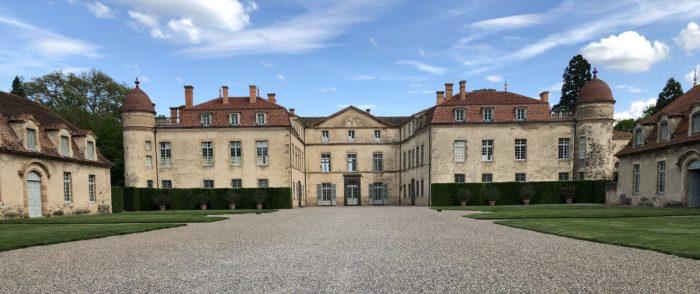 chateau de parentignat