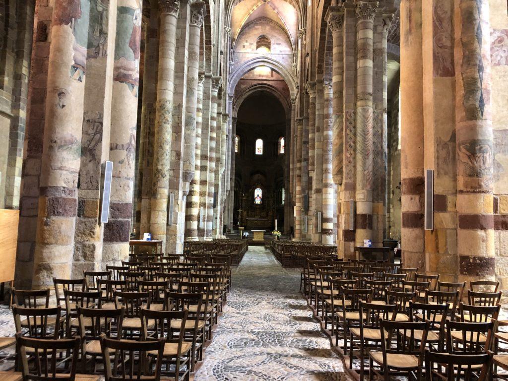 basilique saint julien brioude