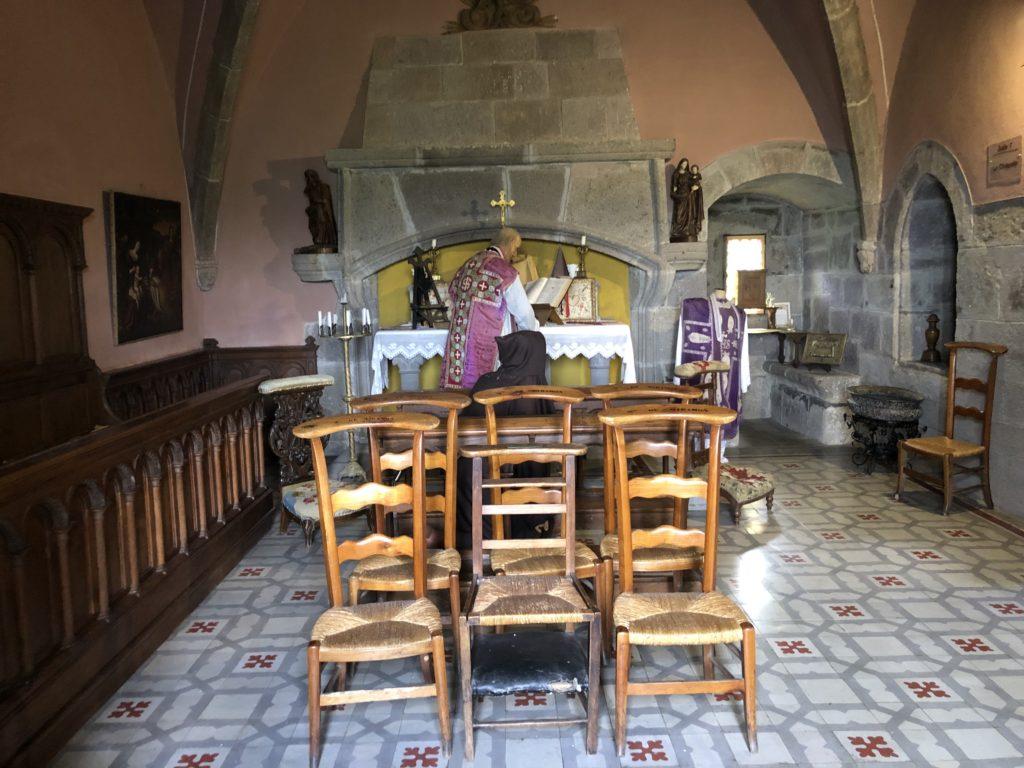 chapelle chateau de pesteils