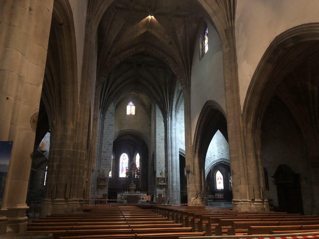 cathédrale aurillac