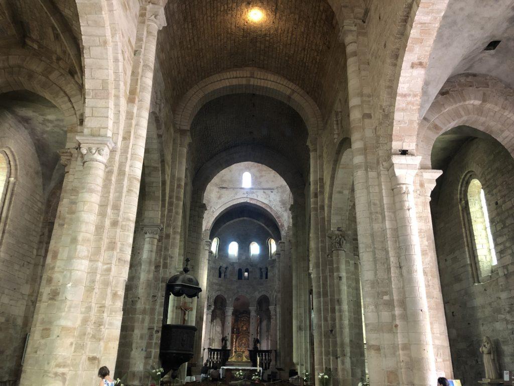 abbaye saint pierre de beaulieu sur dordogne