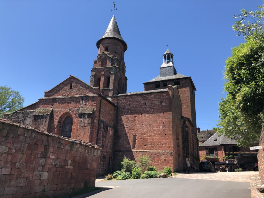 collonges-la-rouge