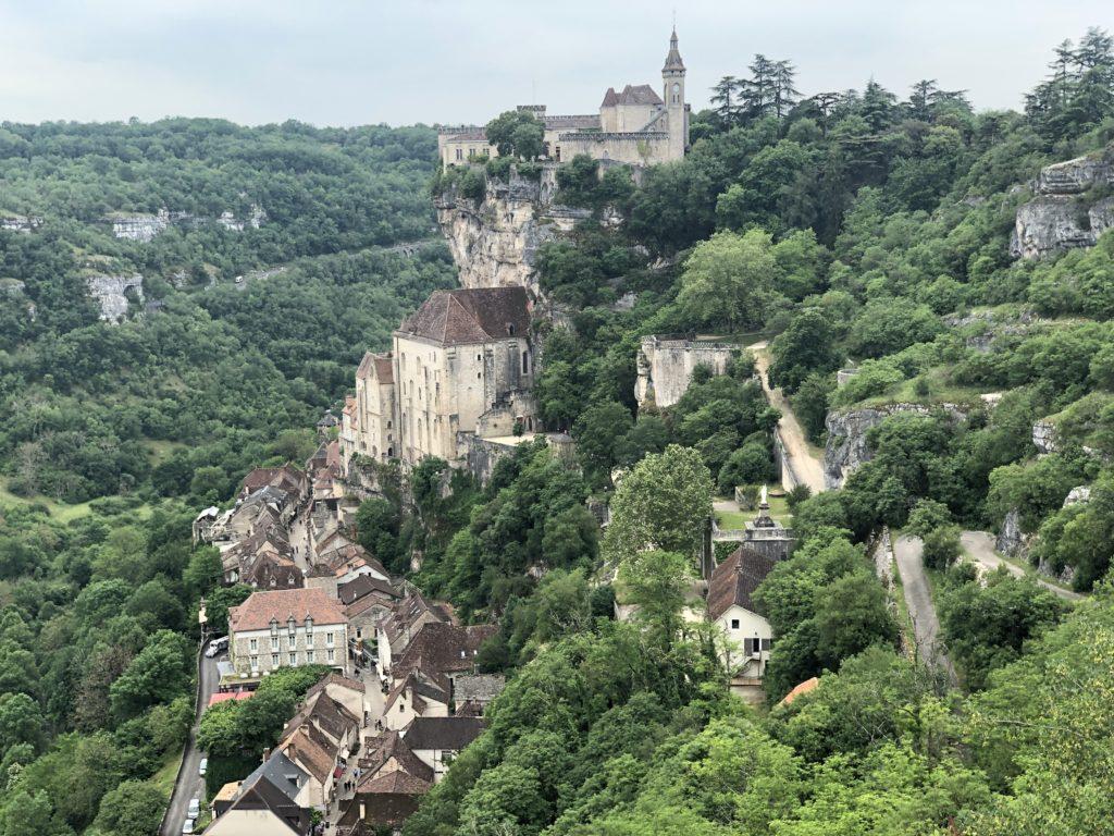 rocamadour citadelle