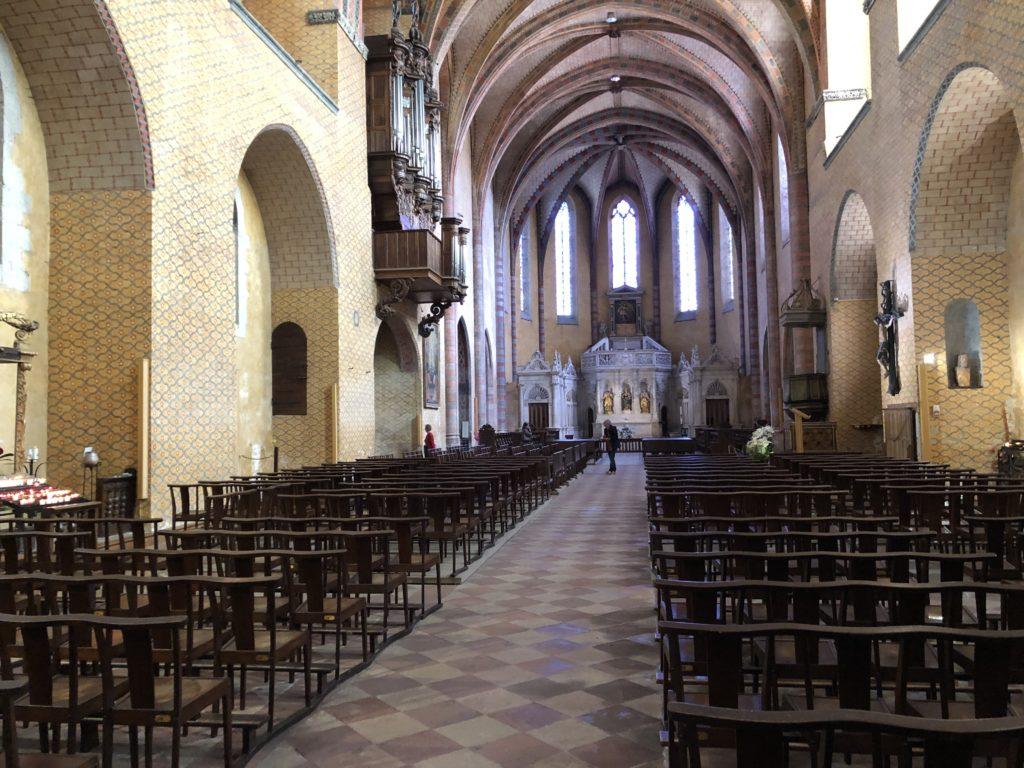 choeur abbaye de moissac