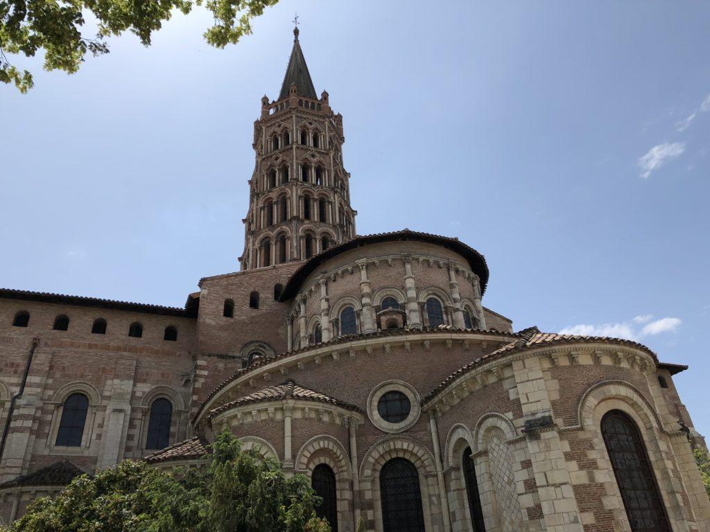 basilique de saint sernin toulouse