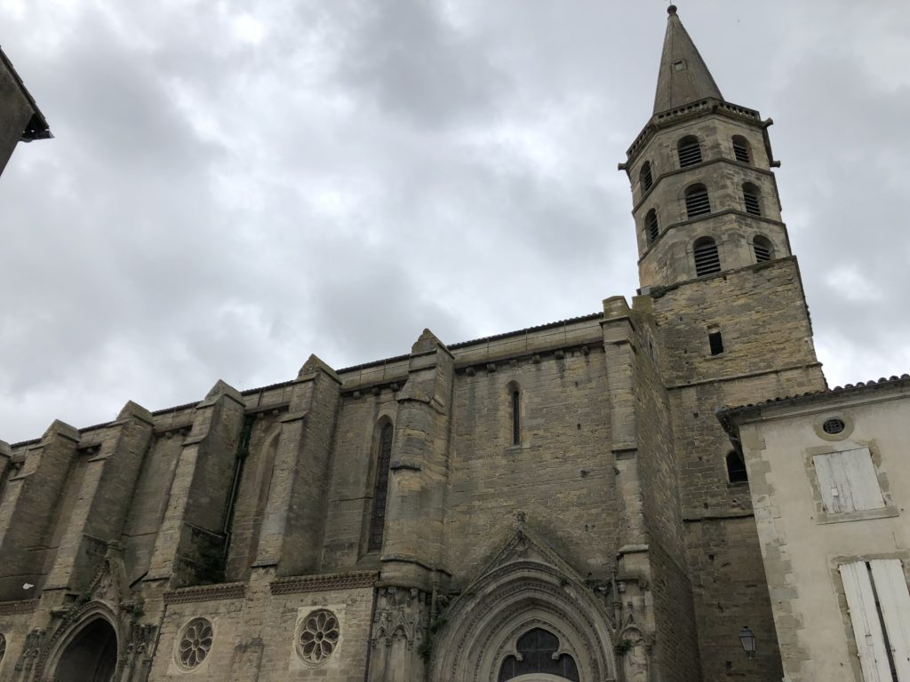 église de castelnaudary