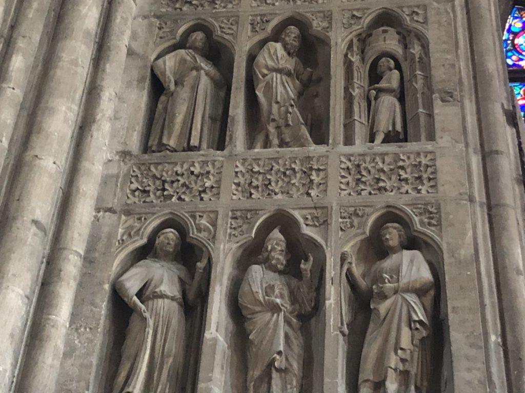 rois de france cathédrale de reims