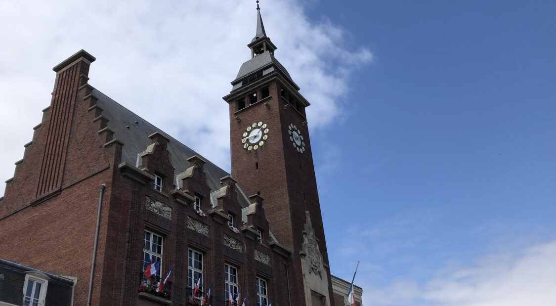 mairie montdidier