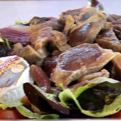 salade de magrets