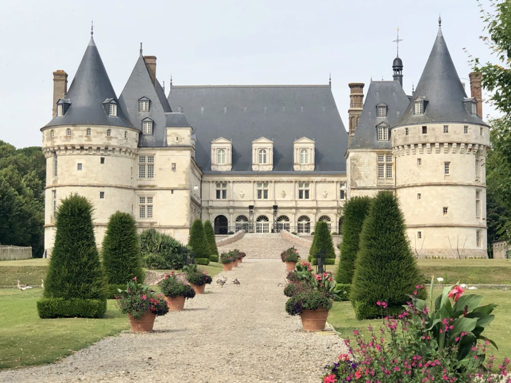 chateau de mesnieres en bray