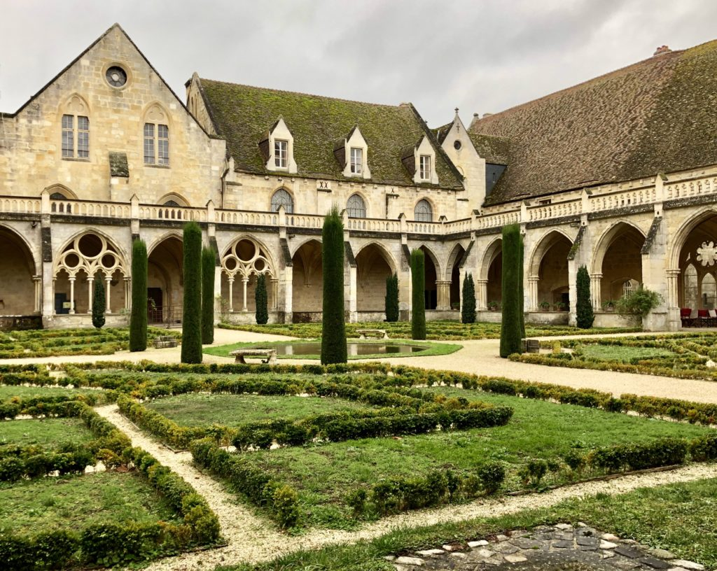 cloitre abbaye royaumont