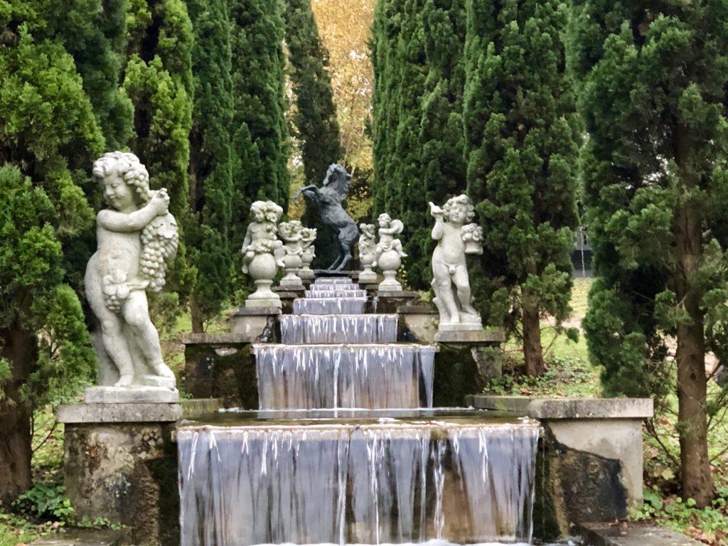 fontaine potager princes