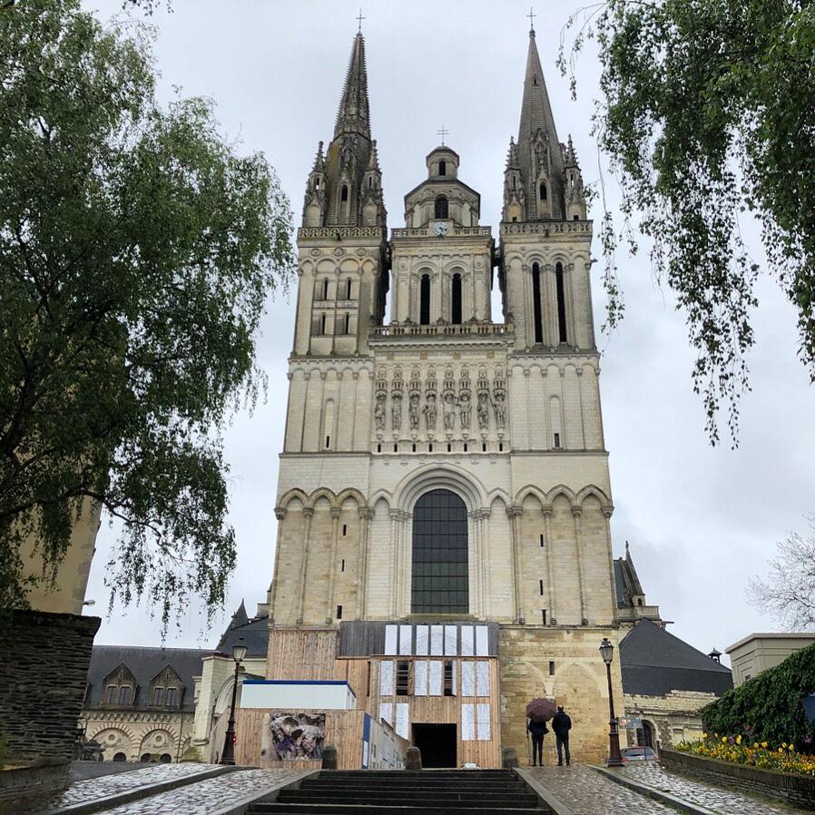 cathédrale d'angers