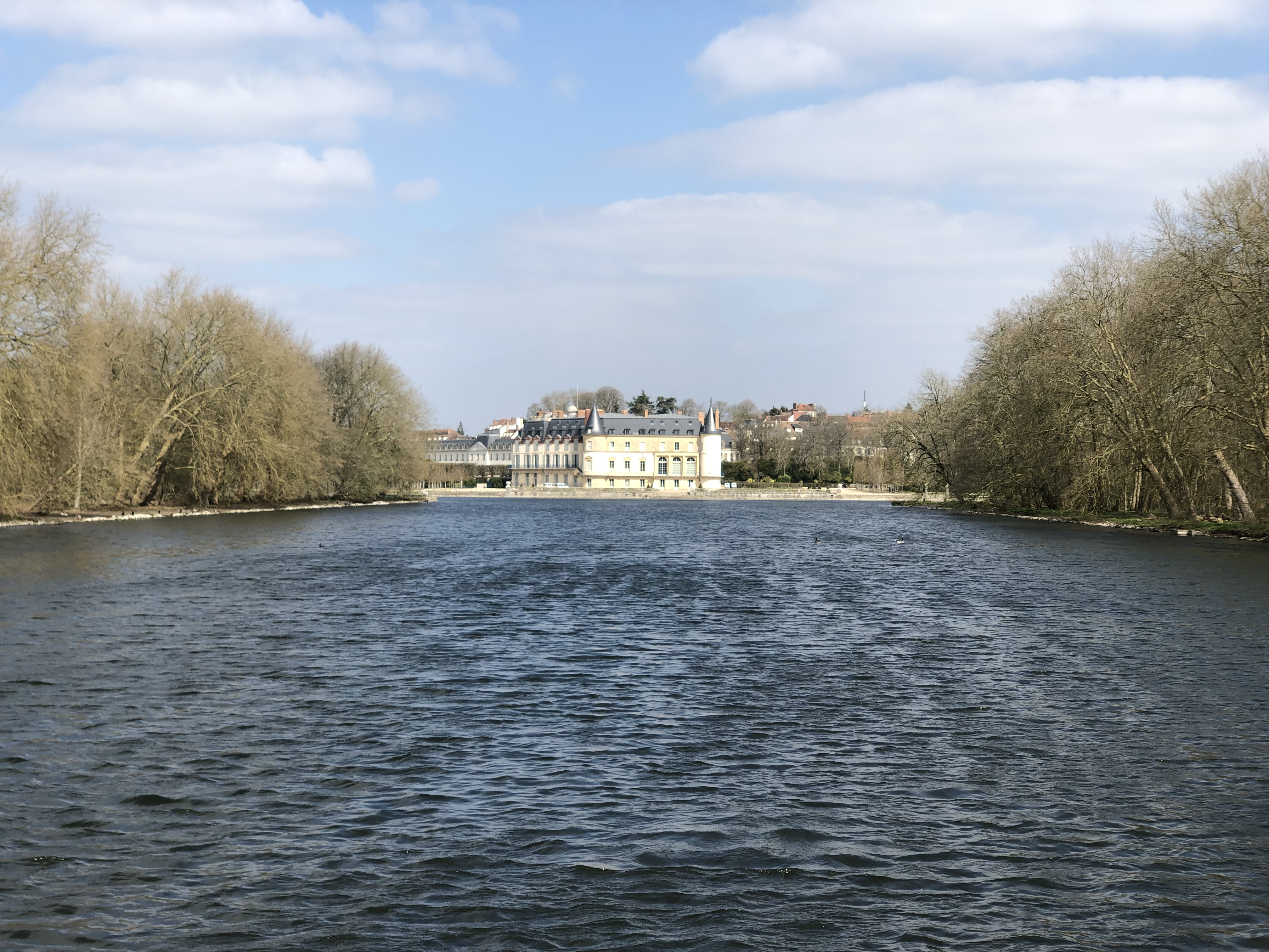 bassin chateau rambouillet
