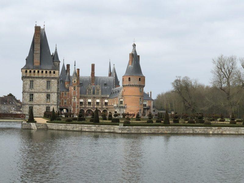 chateau de maintenon veloscenie