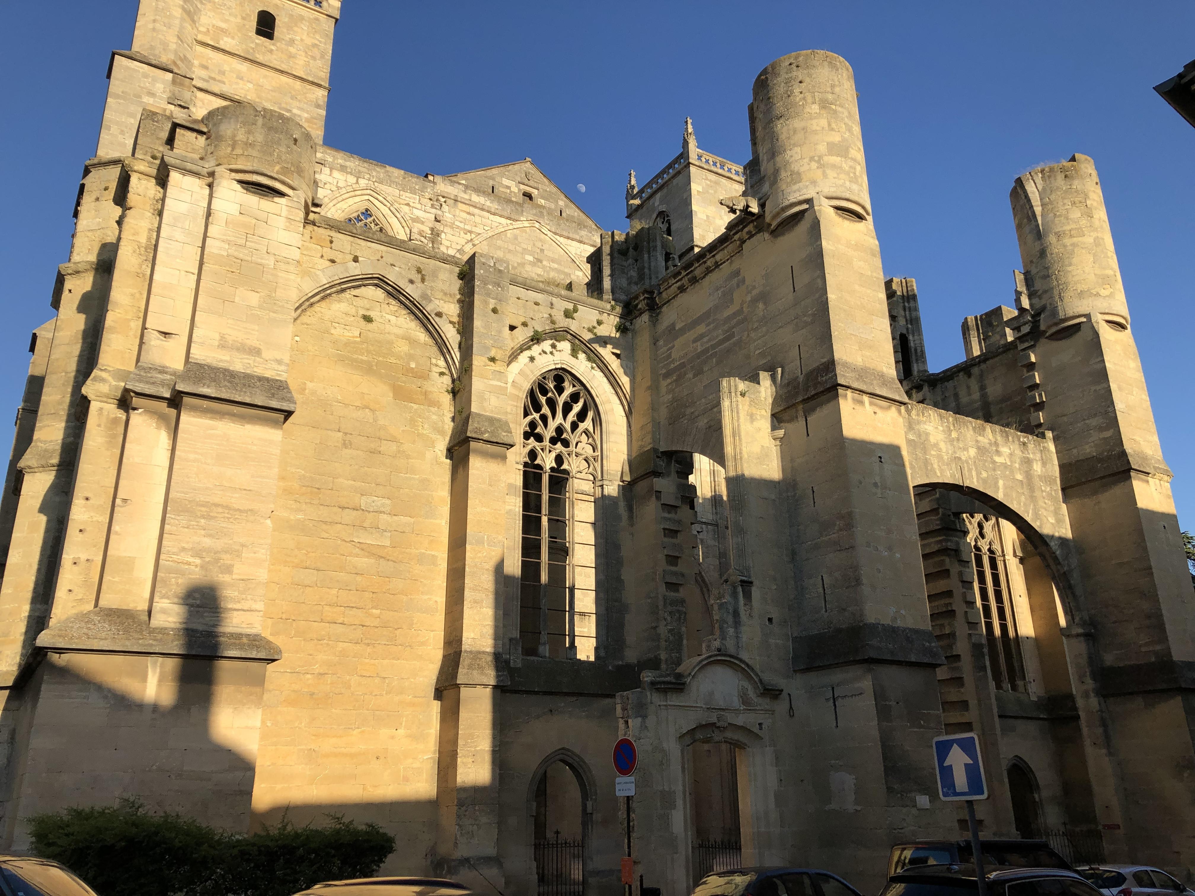 palais évêques narbonne