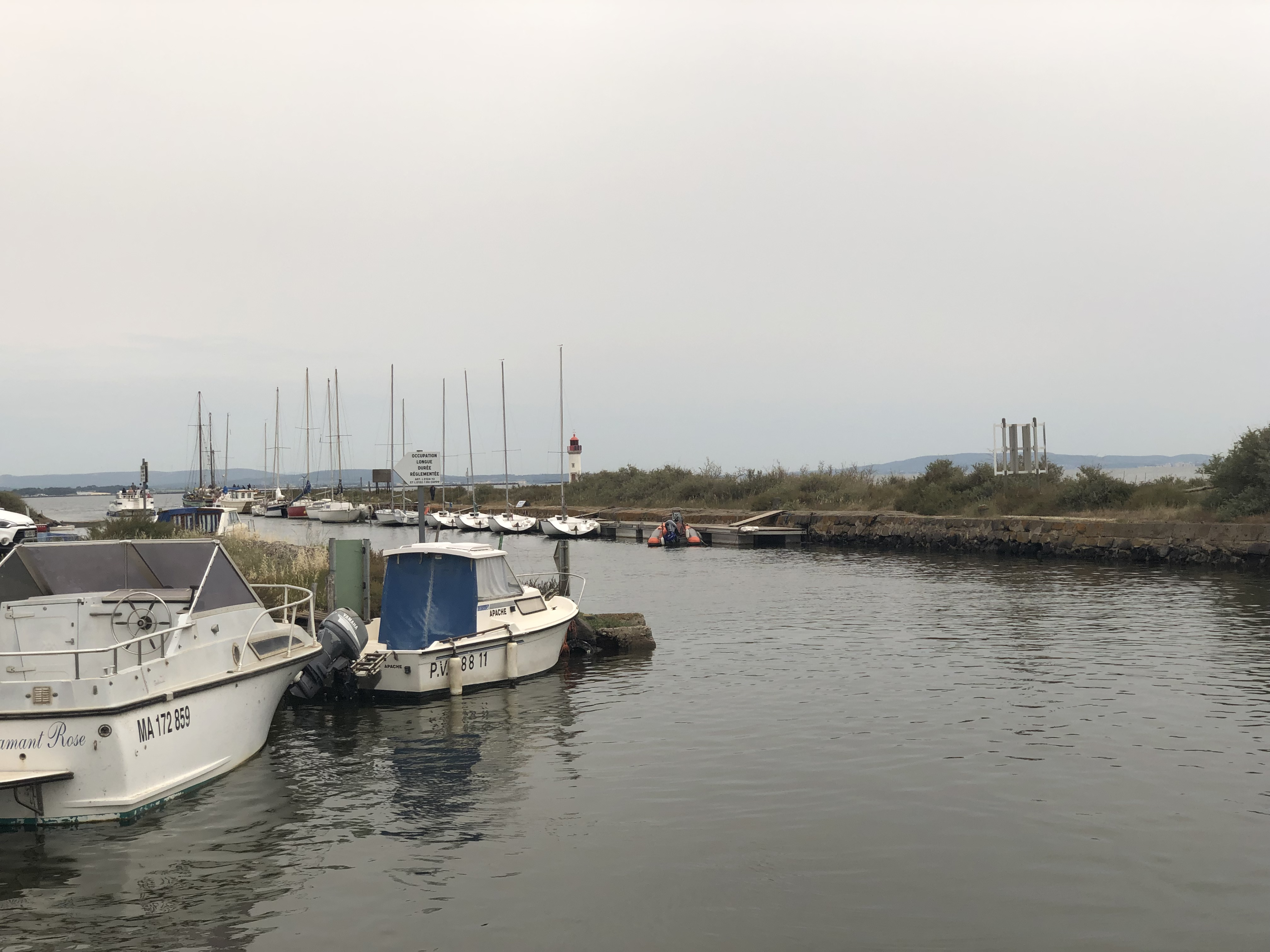 embouchure canal du midi