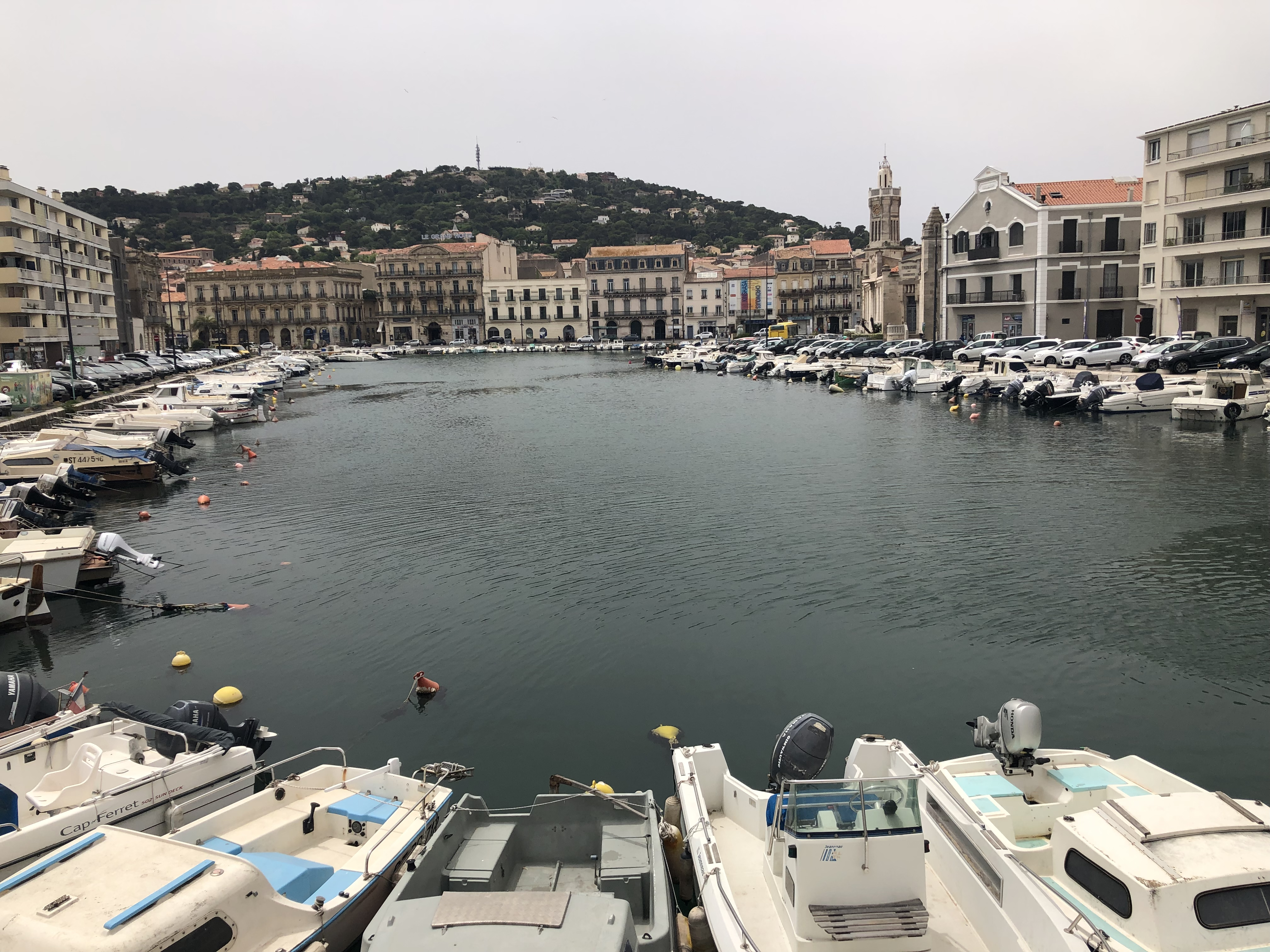 port sète